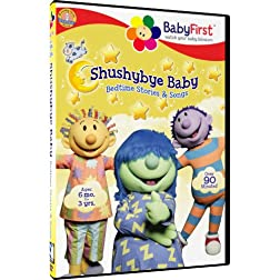 BabyFirst Shushybye Baby - Bedtime Stories and Songs