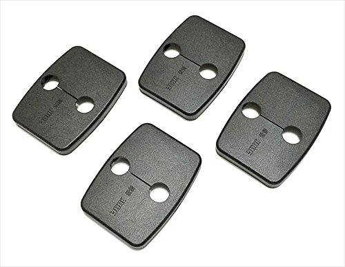 選べる BMW インテリア デザイン パーツ (ドアストライカー カバー 4個+お手入れ用クロス)