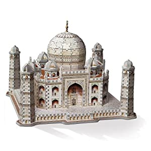 Amazon.com: WREBBIT 3D Taj Mahal Puzzle, 950-Piece: Toys & Games