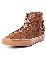 Vans Unisex Sk8-Hi Moc Sneaker