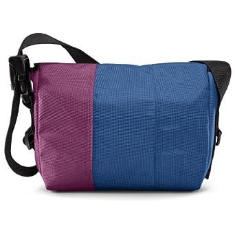 (降价)Timbuk2 Freestyle Bag天霸自由风斜挎邮差包 兰红 $59.62