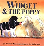 img - for Widget & the Puppy by Lyn Rossiter McFarland (2004-08-18) book / textbook / text book