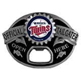 MLB Minnesota Twins Tailgater Buckle at Amazon.com