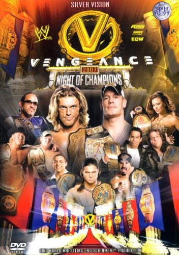 WWE - Vengeance 2007 (Limited Edition)