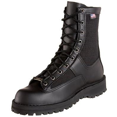 Danner Women's Acadia W Uniform Boot,Black,5 M US