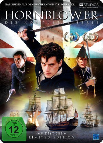 Hornblower - Die komplette Serie - Limited Edition (8 Disc Metalbox) [Collector's Edition] [8 DVDs]