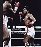 Autographed Roberto Duran Photo - Authentic 8x10 Photom A6 - Tristar Productions Certified - Autographed Boxing Photos