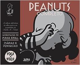 Peanuts Completo. 1961 a 1962 - Volume 6 (Em Portuguese do Brasil