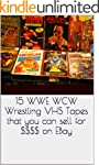 15 WWE WCW WRESTLING VHS  THAT YOU CA...