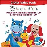 echange, troc Baby Einstein - Playtime Music Box / Traveling Melodies