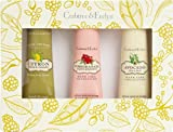 Crabtree & Evelyn Avocado, Citron, Pomegranate Hand Therapy Gift Set 3 x 25g