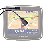 DURAGADGET Multi Purpose USB And Data Sync Transfer Power Cable For Binatone F430, TomTom Start², TomTom Start 20, TomTom GO LIVE 1000, TomTom XL 2 IQ Routes Edition Central Europe Traffic Navigationssystem