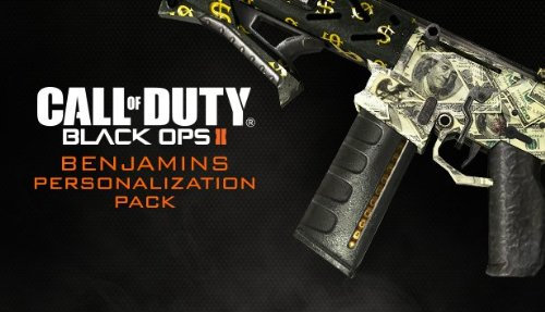 Call Of Duty: Black Ops Ii - Benjamins Mp Personalization Pack [Online Game Code]