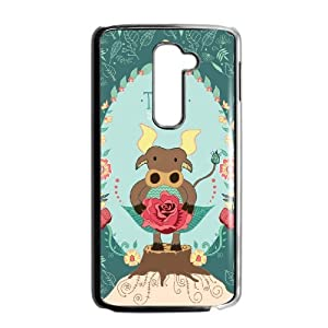 Amazon.com: DANGDANG Taurus constellation Shell Phone for LG G2 Black
