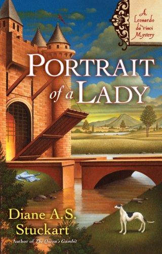 Portrait Of A Lady: A Leonardo Davinci Mystery (A Leonardo Da Vinci Mystery) front-696458