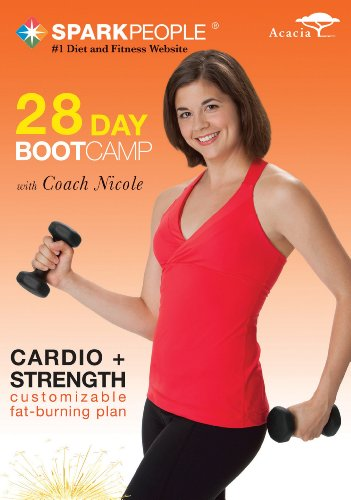 Sparkpeople: 28 Day Boot Camp [DVD] [Import]