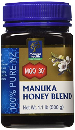 Manuka Health MGO 30 Plus Honey Blend, 1.1 Pound