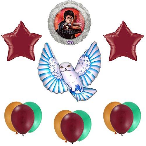 Harry Potter Owl Birthday Party Balloon Kit