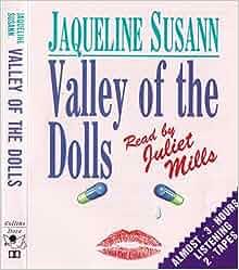 valley of the dolls amazoncouk jacqueline susann