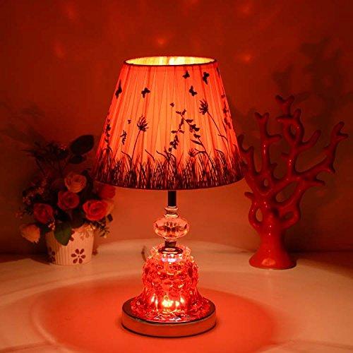 moderna-y-minimalista-y-telas-de-color-rojo-purpura-rosa-luz-lampara-de-noche-romantica-sala-de-esta
