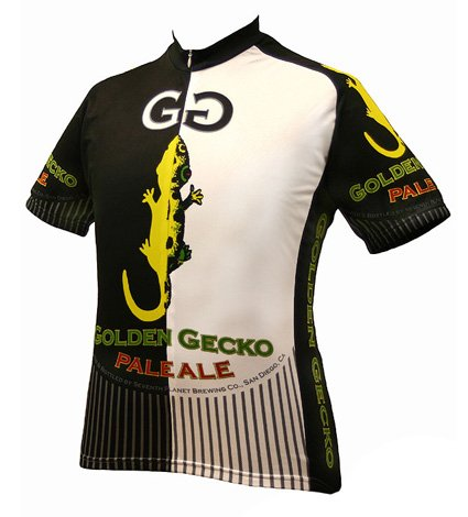 Buy Low Price Golden Gecko Cycling jersey (B004B7KPYY)