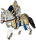 Schleich Griffin Knight on Horse With Lance