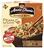 Annie Chun's Noodle Bowl, Peanut Sesame, 8.7 Ounce (Pack of 6)
