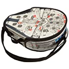 Star Wars Zipbin Large Millennium Falcon Messenger Bag, Lego Storage (Limited Edition)