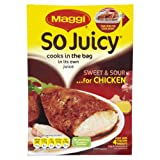 Maggi So Juicy Sweet and Sour for Chicken 46 g (Pack of 16)