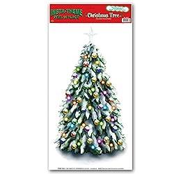 Planet Jashn Christmas Tree Peel N Place