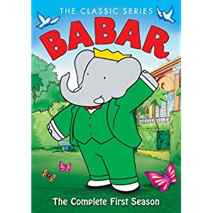 Babar - The Classic Series Season One