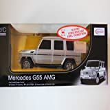 Mercedes G55 AMG RC 1:24 car - Licenced - Silver