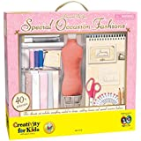 Faber-Castell Creativity For Kids Activity Kit: Designed By You Special Occasion Fashions