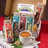 5 Soup Sampler Gift Set Gourmet