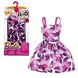 Barbie - Tendencia de la Moda para la Ropa de la Mu�eca Barbie - Vestido con Flores Grandes