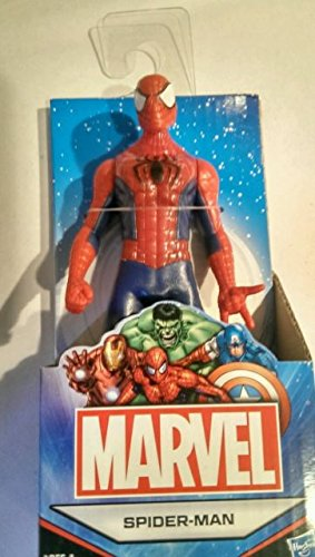 """Marvel Universe Avengers 6"""" (Approximate Size) All Star Spider-Man Action Figure Australian Release"""