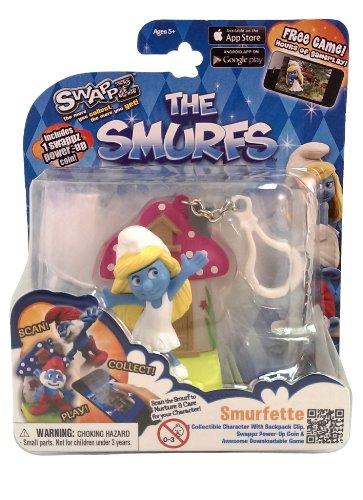 Swappz, The Smurfs, Smurfette