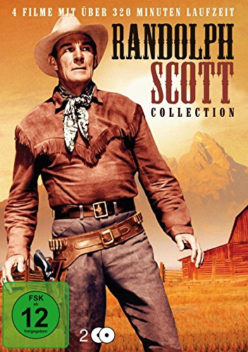 Randolph Scott Collection [2 DVDs]