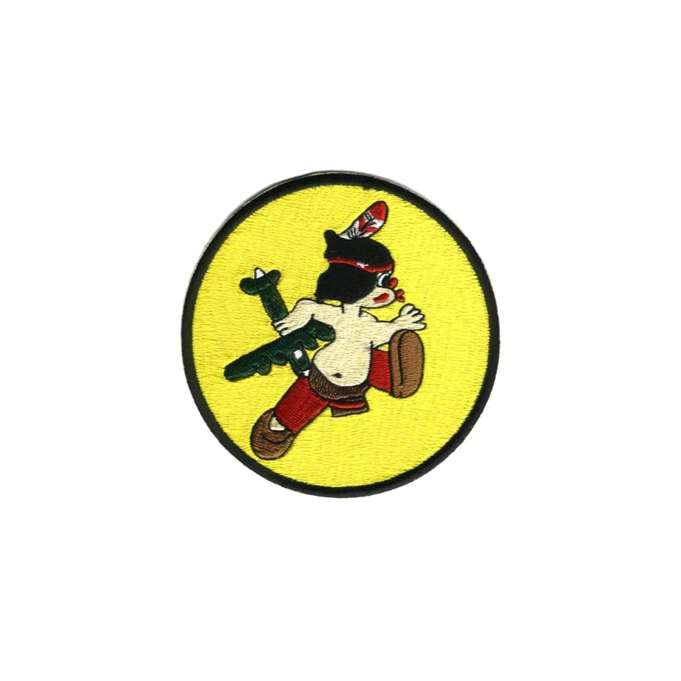 529th Bomb Squadron 4.9 Patch Office Products