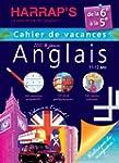 Harrap's Cahier de vacances anglais -...