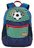 Scouty Kinderrucksack Fußball Rucksack