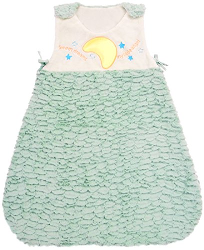 Twinkles of Joy Light Up and Musical Wearable Sleep Sack, Green