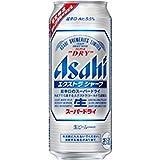 アサヒ スーパードライ エクストラシャープ 缶 500ml×24本