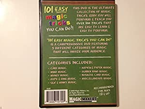 101 Easy Magic Tricks You Can Do !!