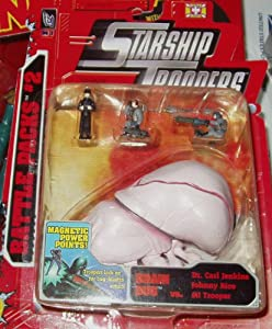 Amazon.com: Galoob Micromachines STARSHIP TROOPERS Battle ...