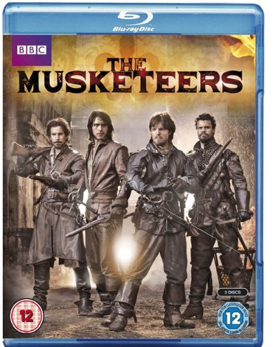 Musketeers [Blu-ray] [Import]