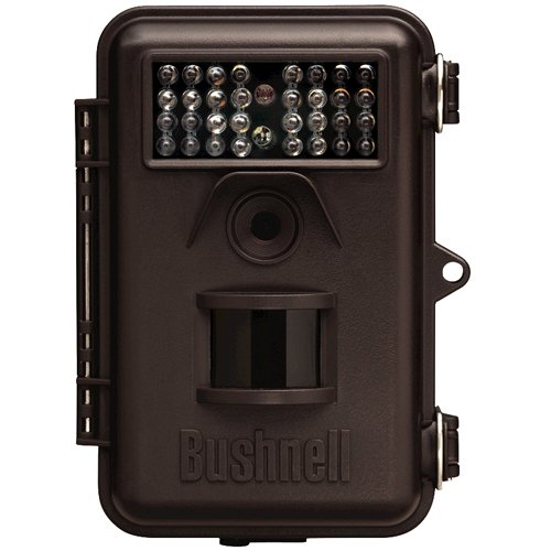 Bushnell 119455C Trophy Night Vision Trail Camera (Brown)