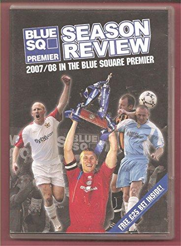 2007/8Football Saison examen carré bleu Premier DVD. [DVD]