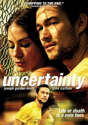 Cover art for  Uncertainty