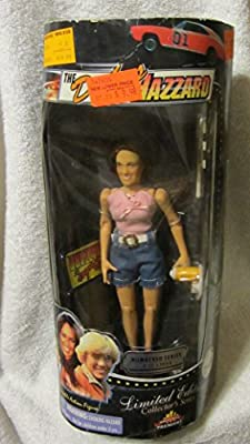 "Exclusive Premiere Limited Edition Numbered Series The Dukes of Hazzard ""Daisy Duke"" Doll"